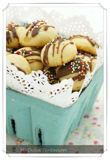 Mi dulce tentación: Galletas de Leche Condensada