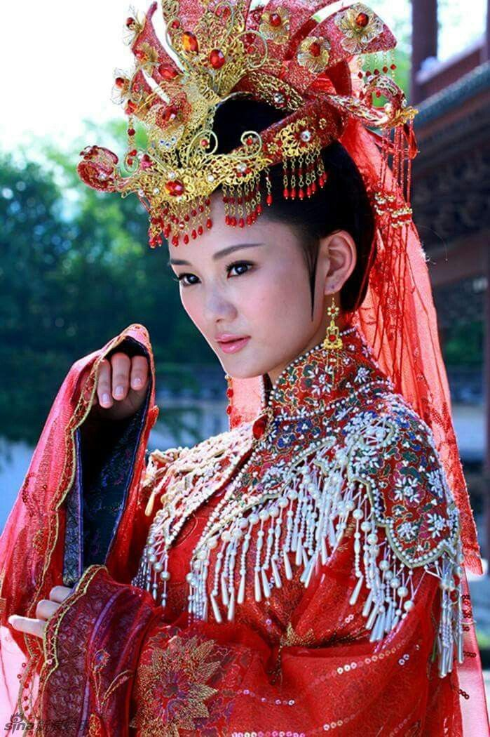 Ancient Chinese Bride