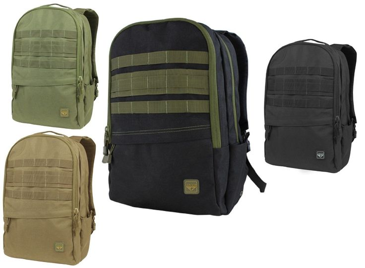 """Condor Outdoor Outrider Pack Backpack - 18"""" Heavyweight MOLLE"""