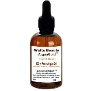 Forget Moroccan Oil   This Is Pure Argan Oil, No Additives. A Dab Of