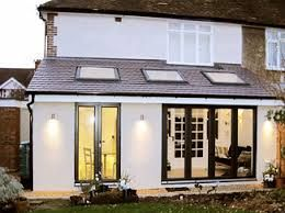 Image result for rear extension with cladding detail