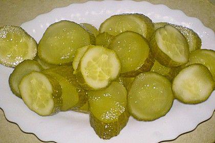Salzgurken, Rezept aus der DDR, ein sehr leckeres Rezept aus der Kategorie Gemüse. Bewertungen: 11. Durchschnitt: Ø 4,4.