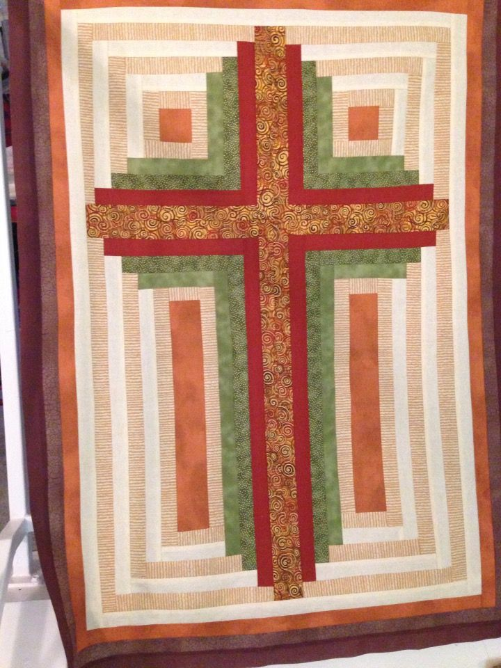 17 Best Images About Cross And Religious Quilts On