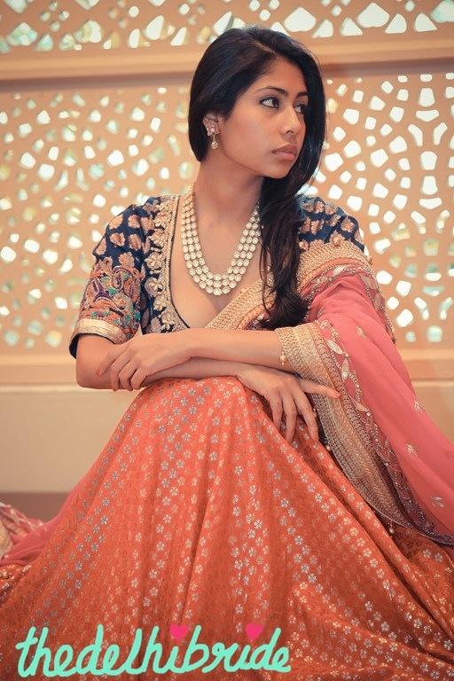 Trousseau Destination: Anita Dongre | thedelhibride Indian Weddings blog