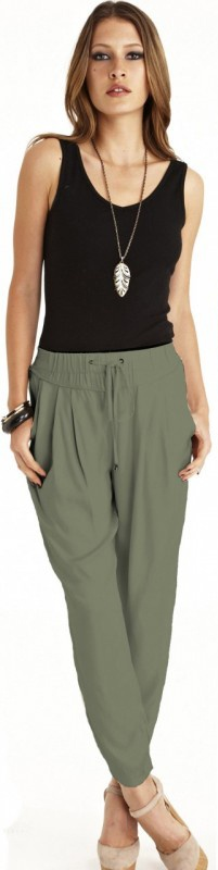 Gringo Pants by WISH  Now: $129.95 #lazy #cosy #khaki #casual
