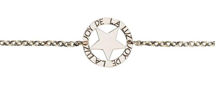 Joy de la Luz   Silver bracelet star silver  €34,95