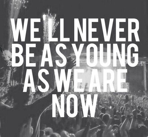 It's time to leave this old black and white town...#never be 5sos
