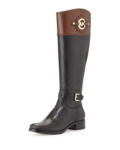 Micheal kors riding boot- Bought this year and love them!