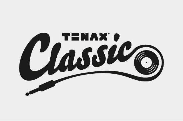"Logo for TENAX ""Classic"" fridays at La Capannina in Forte dei Marmi 2011."