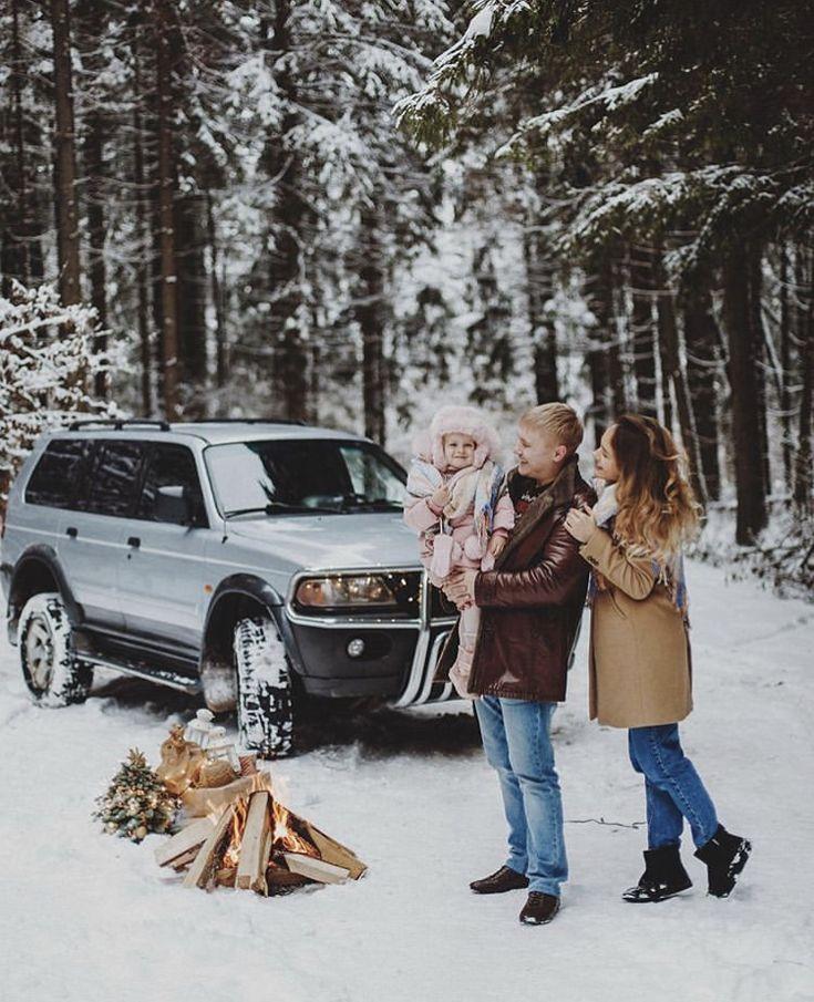 изготовления идеи для зимних фотографий на машине очень вежливые, приятные