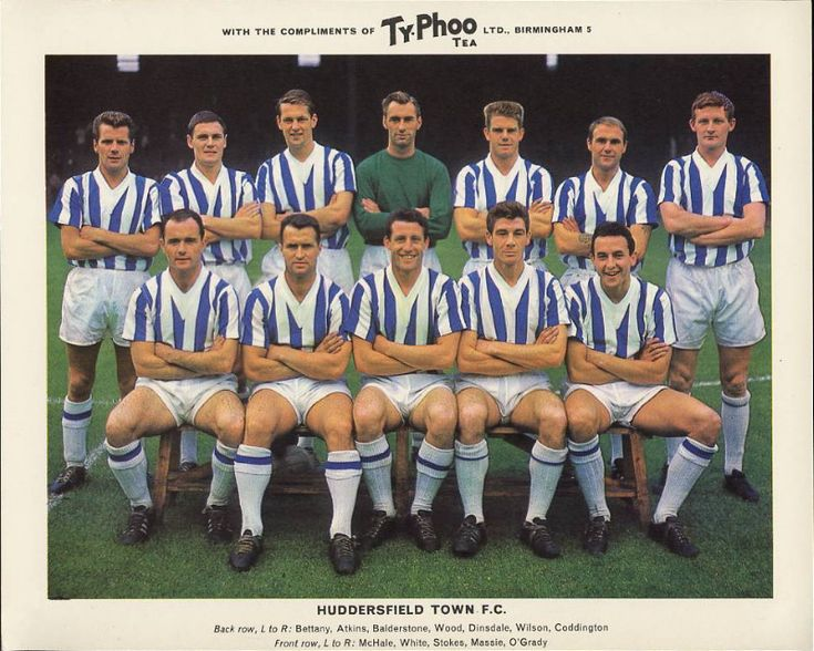 1963 Huddersfield Town FC