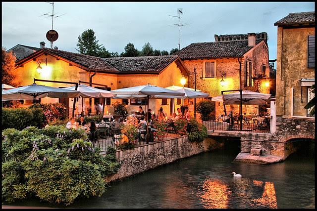 Borghetto sul Mincio, my favo place in Italy, but sssshhht it's a secret