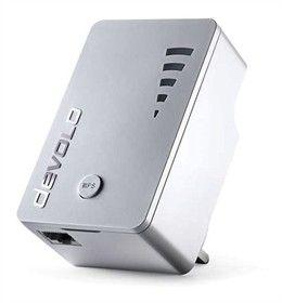 Devolo WiFi ac Repeater, Dual-Band 2,4 / 5 GHz, 802.11ac | Satelittservice tilbyr bla. HDTV, DVD, hjemmekino, parabol, data, satelittutstyr