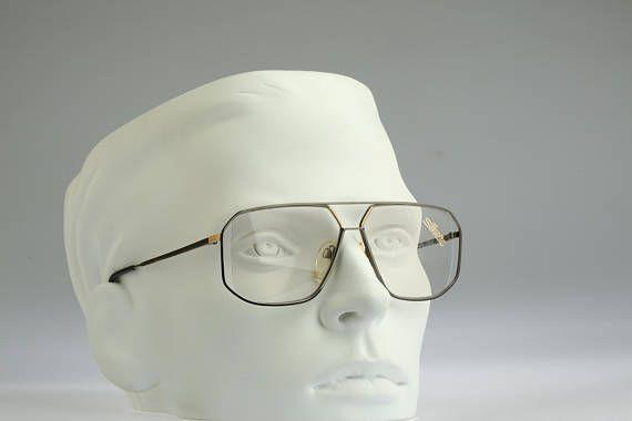 Silhouette M 7115 81 / Vintage sunglasses and eyeglasses / NOS