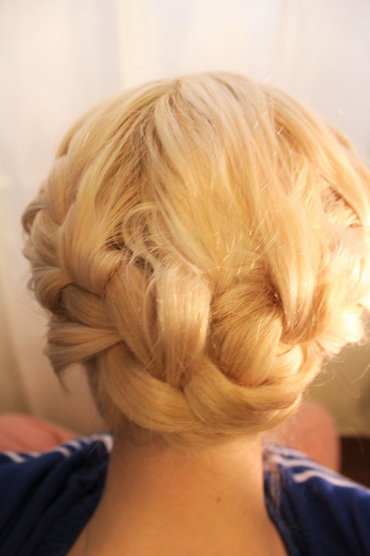 Ten Easy Up-Do's That Will Trick Everyone Into Thinking You Adulted Today