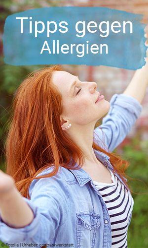 Allergiezeit? Kein Problem mit unseren Tipps! #allergies #allergie #heuschnupfen #atmen #wohlfühlen