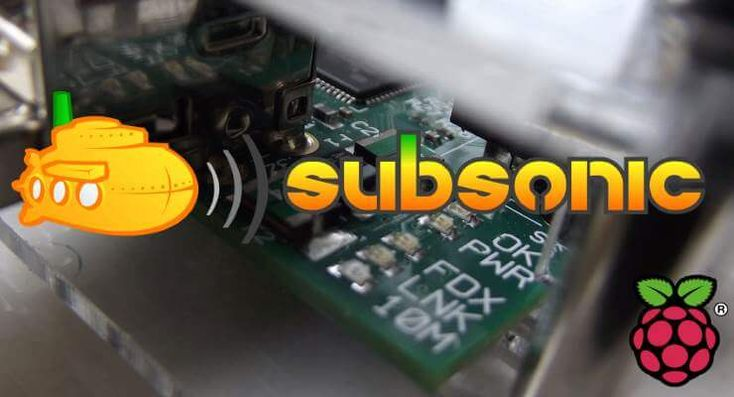 Setup Subsonic with Raspberry PI 3 – Media Streaming Server  https://www.htpcbeginner.com/setup-subsonic-with-raspberry-pi-3/  There are several media server options today. You can use Plex Media Server which we covered in our previous article where we showed you how to setup Plex Media Server with Raspberry Pi. In the past, we also covered Subsonic on Ubuntu,which is a great application to manage and stream your media.