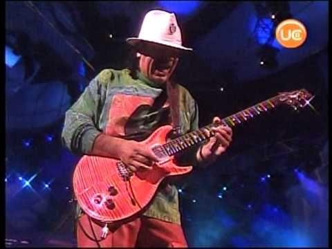 Absolutely beautiful... Carlos Santana - Samba Pa Ti (Viña 2009)