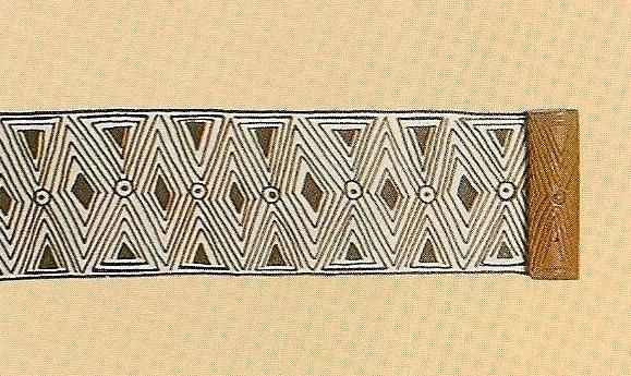 Simetrías – Hileras – Quimbaya