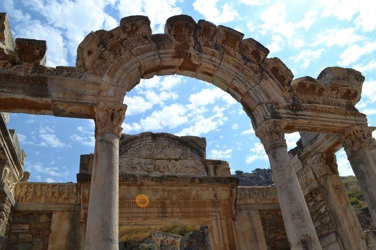 Ephesus, Turkey!  Where Paul preached