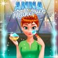 Jogue Anna Makeover online no Lejogos! Faça um adorável trato completo na princesa Anna e ajude-a a escolher um novo estilo encantador neste incrível jogo online de vestir para meninas!