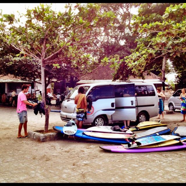 Surf mobile...