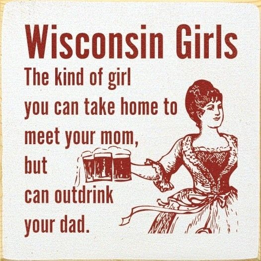 Truth. I <3 MKE. Go Wisco!! Community Post: 10 Wisconsin Problems You Can Only Have While Living In Wisconsin
