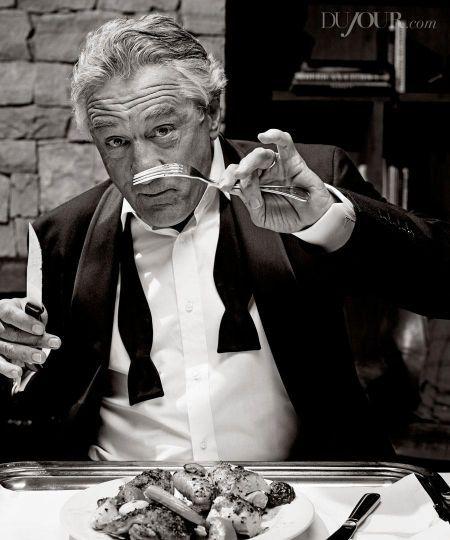 Robert De Niro turns 70.  Love him.