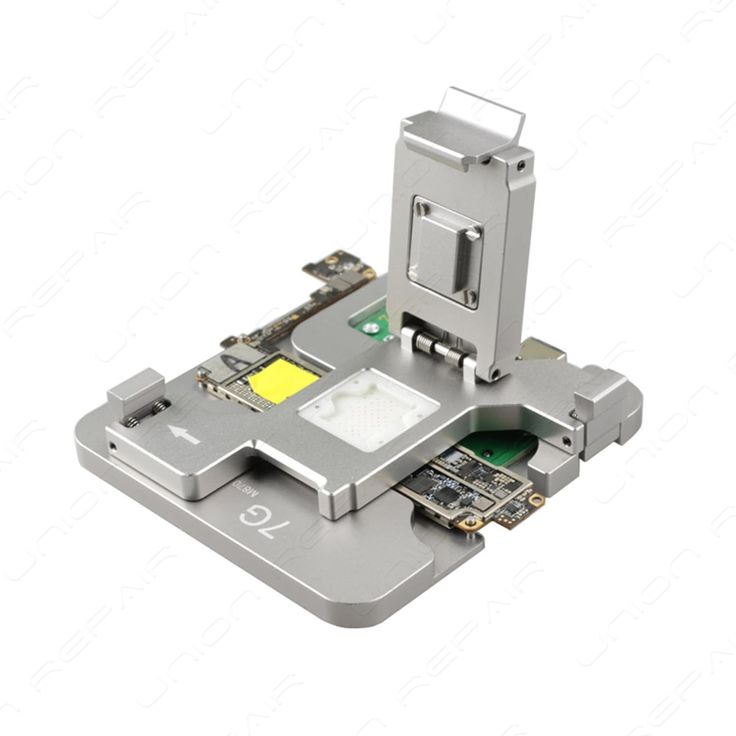 MiJing MJ-870 4 in1 HDD Memory Nand IC Test Tool for iPhone 6S/6SP/7/7P  Support: 6S/6SP/7G/7P of write system to test NAND is normal or bad  Instruction:  Install main board to Main Board Chassis, connect...