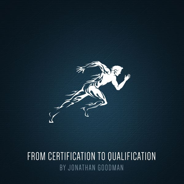 In this 10-lesson audio series a new personal trainer will learn how to bridge the gap between certification and qualification.