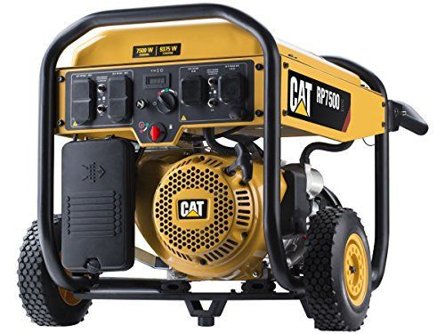 When a power outage occurs, when a disaster strikes, or when you need power at a remote location, a portable generator guarantees you a source of electricity.   7500 running watts, 9375 starting…