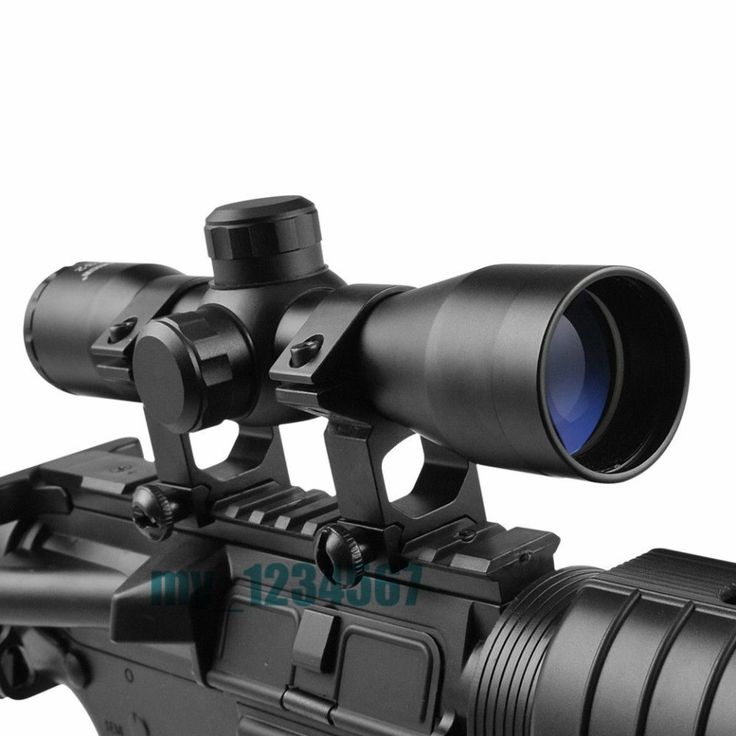 Tactical 4X32 Compact Scope Reticle Hunting Riflescopes Cross-Hair Reticle Fits 20 mm Rail Mount //Price: $51.99 & FREE Shipping //     #tacticalgear #survivalgear #tactical #survival #edc #everydaycarry #tacticool
