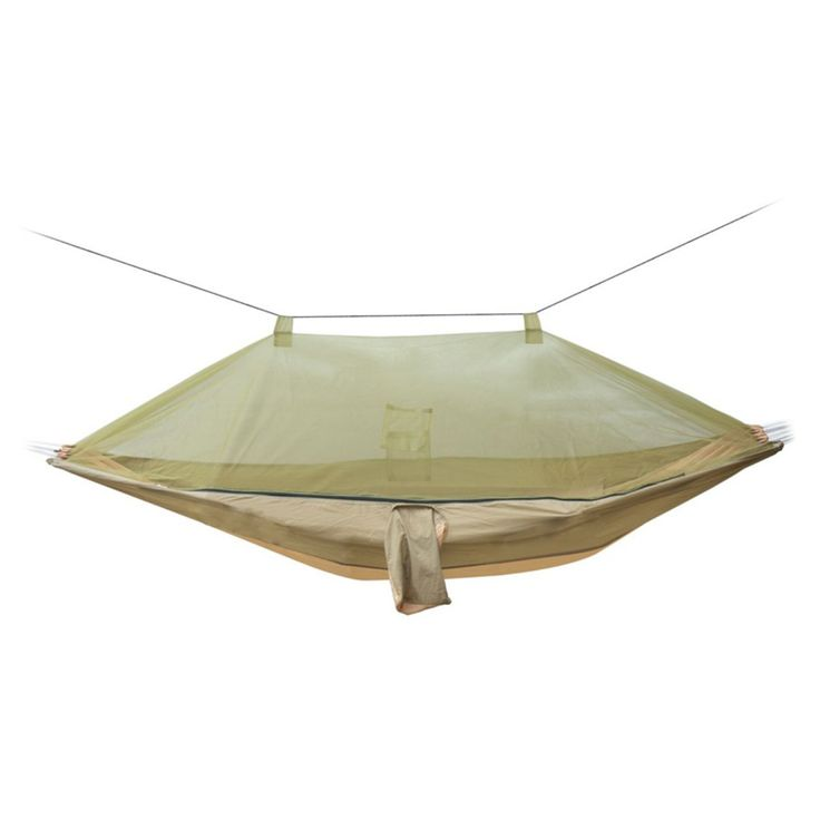 Bliss Hammocks Camping Single Hammock with Mosquito Net - BH-406XL-N