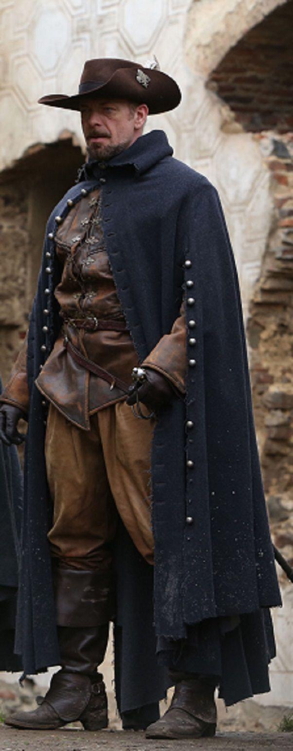 Baroque - three musketeers movie Costume