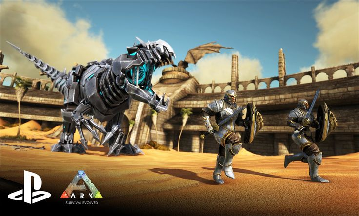 Ark: Survival Evolved is hitting PS4 sooner than expected: I was under the impression Studio Wildcard couldn't bring Ark: Survival Evolved…