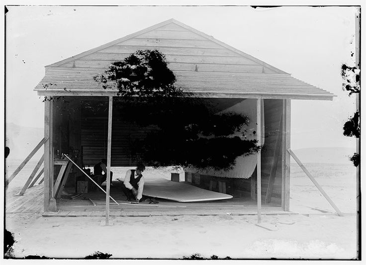wright brothers at kitty hawk book