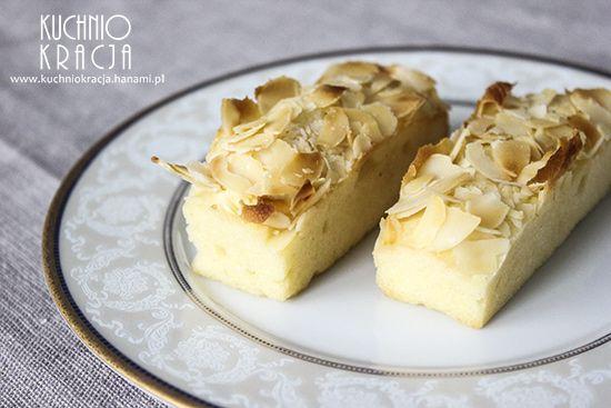 Small almond cakes.