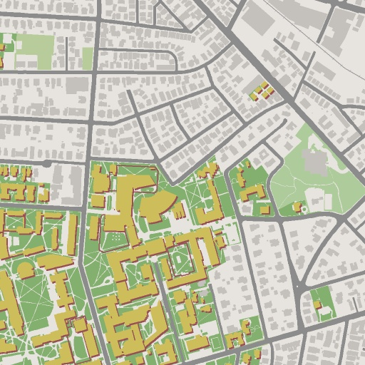 Harvard university map