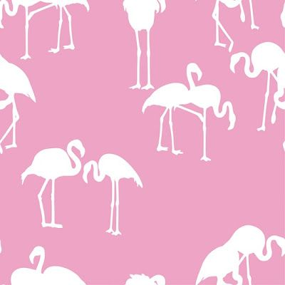 Maria Barros and her Fabulous Flamingos - The Glam Pad