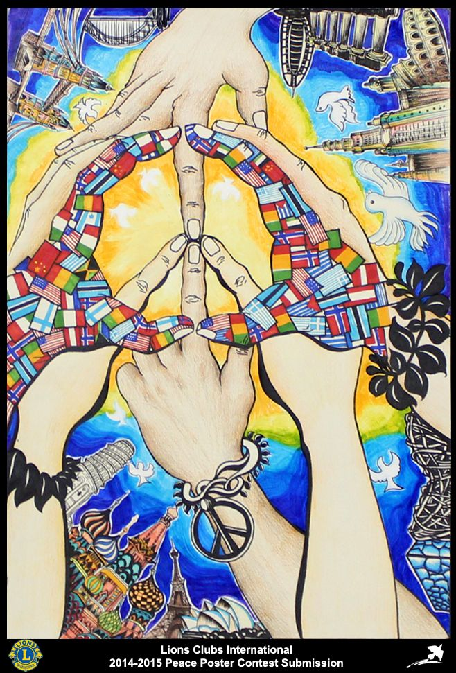 460 Best Peace Poster Contest Images On Pinterest Peace Poster