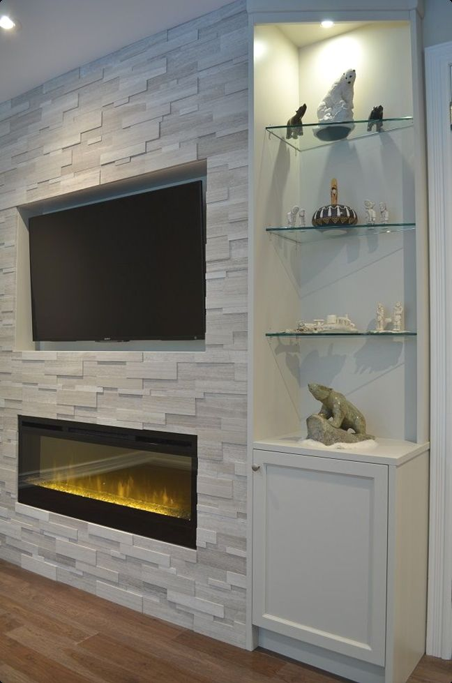 Remodeling The Kitchen Fireplace Remodel Fireplace Design Tv