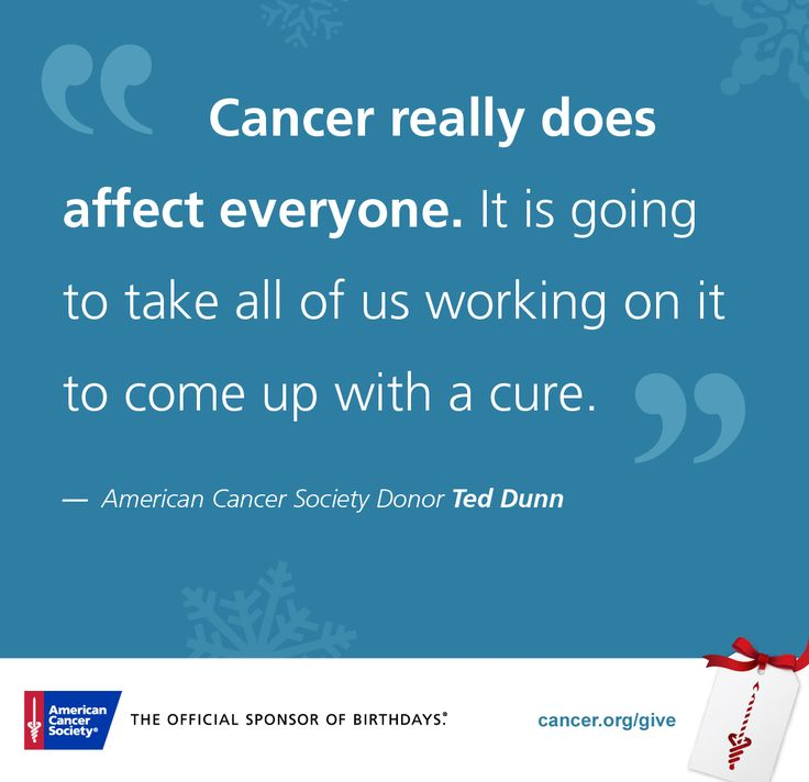 the fight against cancer by the american cancer societ A proud supporter of the american cancer society on the local, regional, and national levels, boyds looks forward to collaborating with the american cancer society in helping to fund the fight against cancer, something that affects us all, for many years to come.