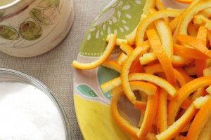 canditi d'arancia