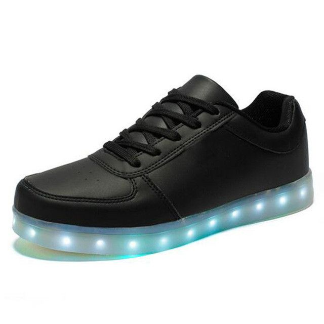 new 2016 USB Charging kids basket glowing luminous children shoes with led light up casual shoes for boy&girls sneakers enfant