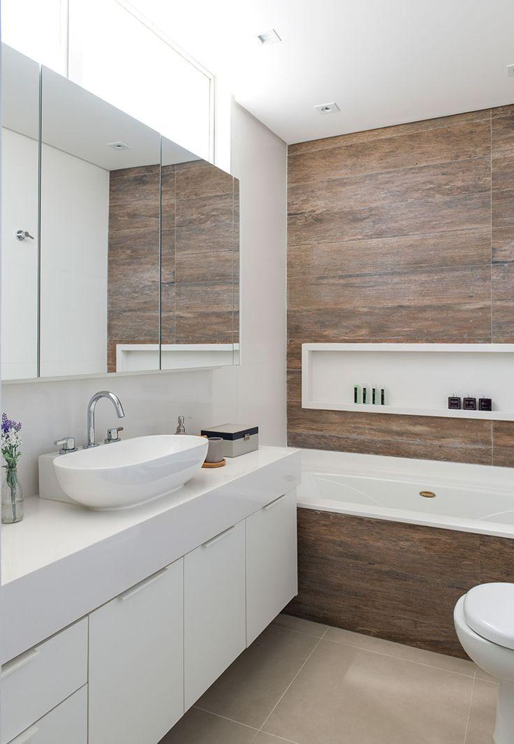 881 melhores imagens de bathroom banheiro no pinterest - Fotos lavabos modernos ...