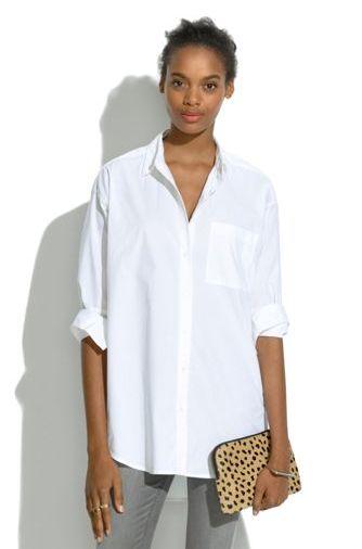 190 best White Shirts images on Pinterest | White shirts, White ...