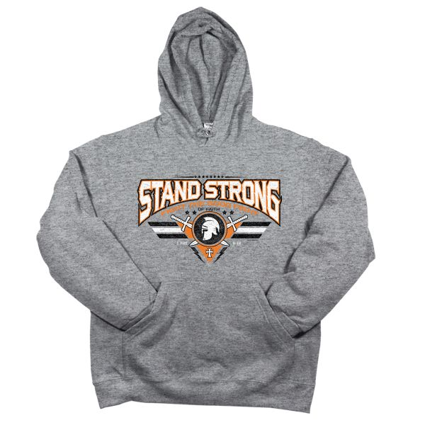 Stand Strong Hooded Sweatshirt