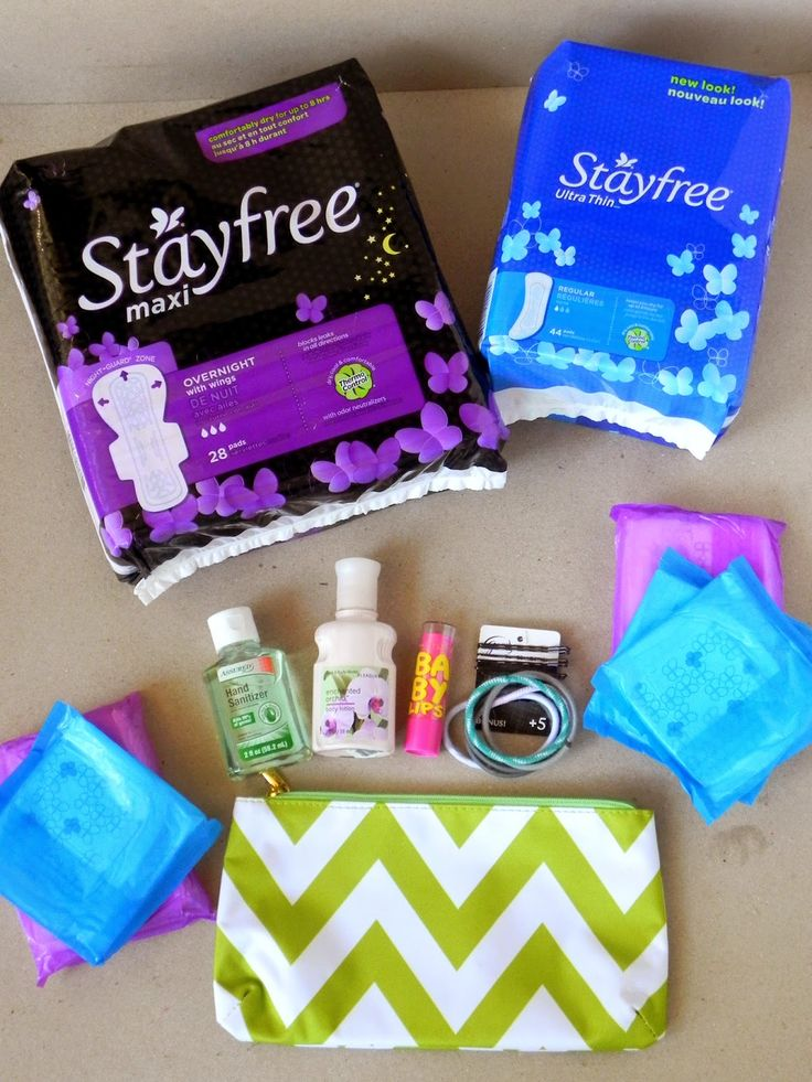 Smart n Snazzy: DIY Locker 'Emergency' Kit for Teens ~ #FreeToMove with Stayfree #CBias #Shop