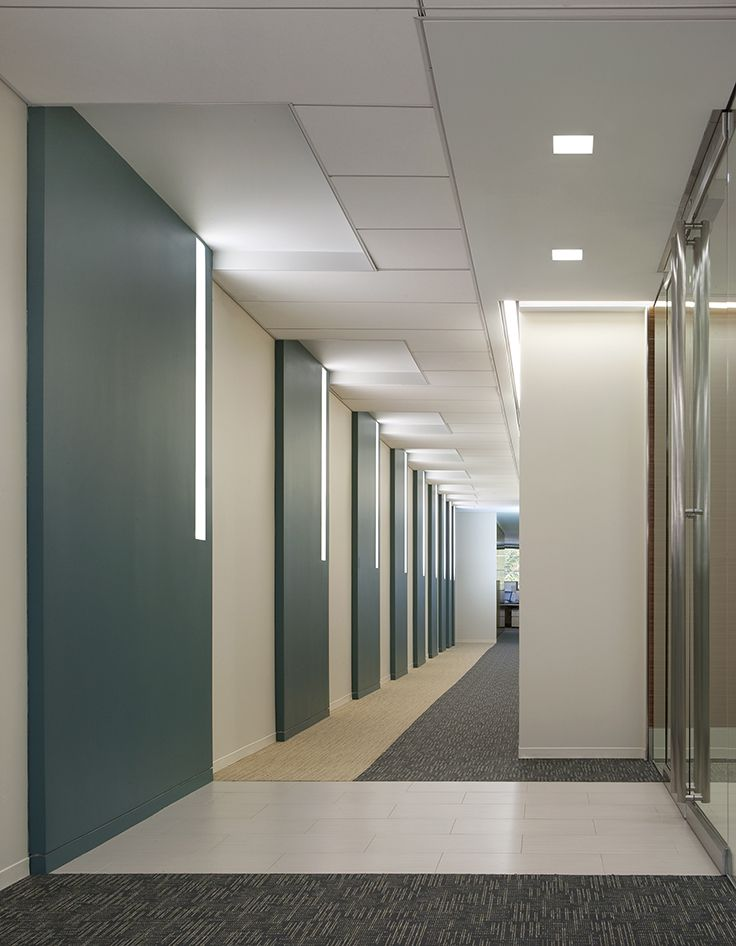 Hallway lighting lighting design