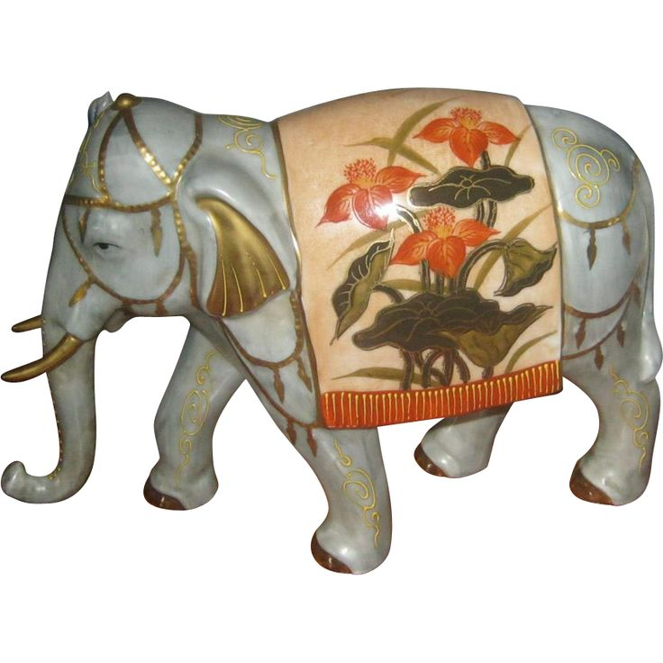 1000 Images About Elephant Figurines On Pinterest